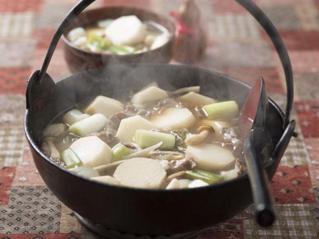 芋煮(牛肉)