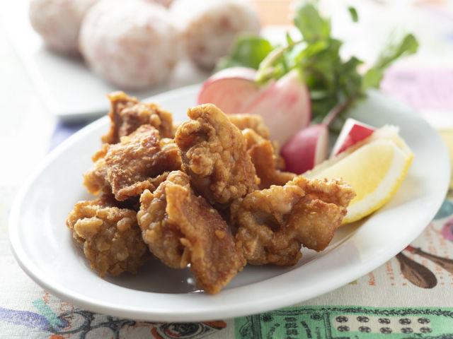 鶏のから揚げ(しょうゆ味)