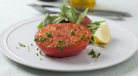 豚肉とトマト