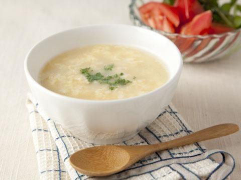 イタリアンエッグスープ