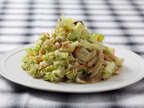 白菜のサクサクサラダ