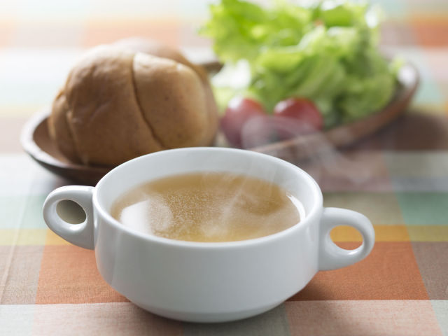 イージーコンソメスープ