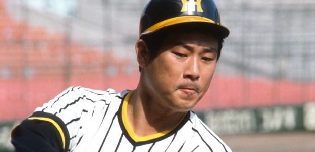 藤田平  内野手