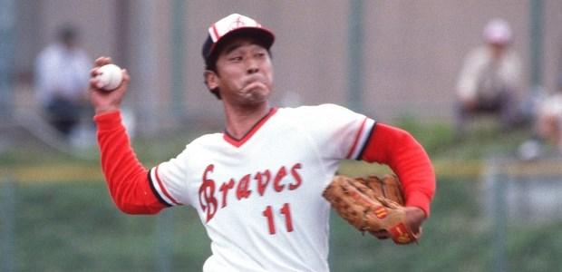 佐藤義則  投手