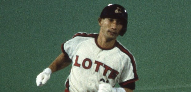 高沢秀昭  外野手