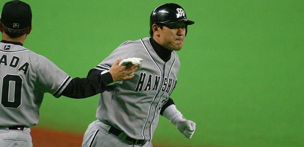 広澤克実  内野手