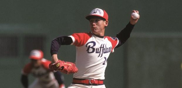 阿波野秀幸  投手