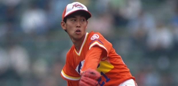西崎幸広  投手