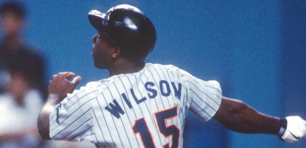 ナイジェル・ウィルソン  内野手