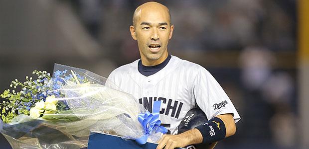 和田一浩  外野手