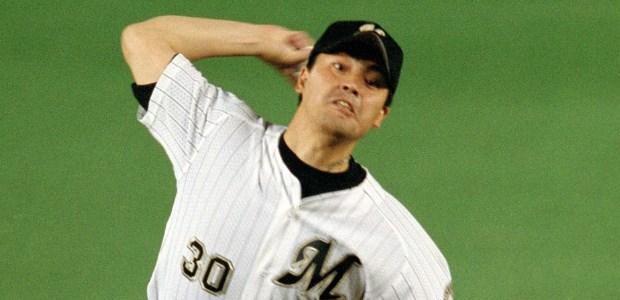 小林雅英  投手