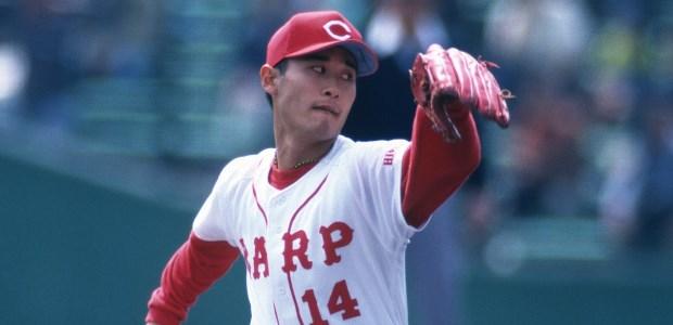 澤崎俊和  投手