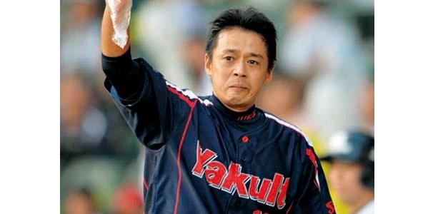 藤本敦士  内野手