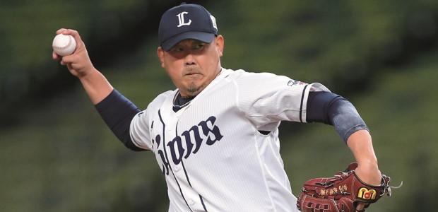 松坂大輔 埼玉西武ライオンズ 投手