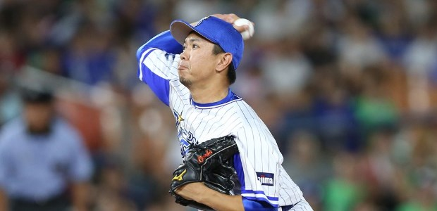 長田秀一郎  投手