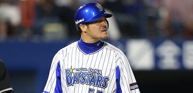後藤武敏  内野手