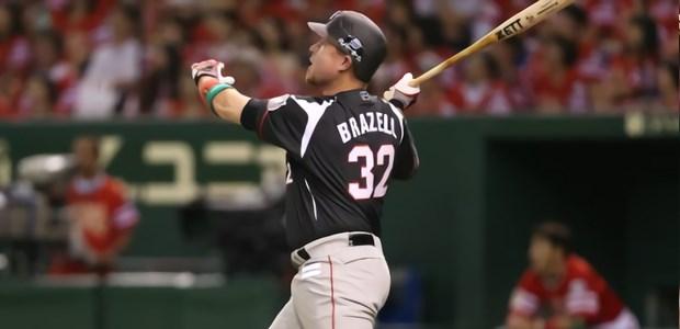 クレイグ・ブラゼル  内野手