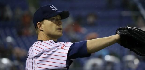 クリス・ナーブソン  投手