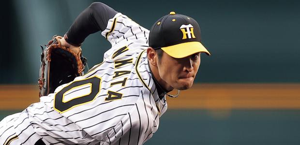 中田賢一 阪神タイガース 投手
