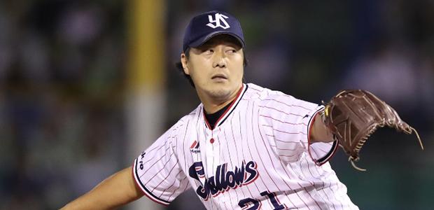 松岡健一  投手