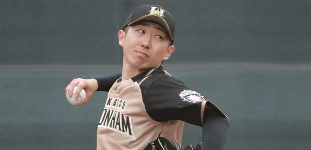 金子弌大 北海道日本ハムファイターズ 投手