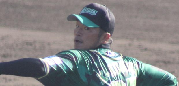 近藤一樹 東京ヤクルトスワローズ 投手