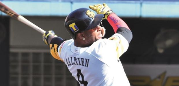 ウラディミール・バレンティン 福岡ソフトバンクホークス 外野手