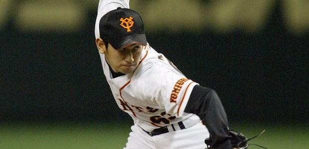 会田有志  投手