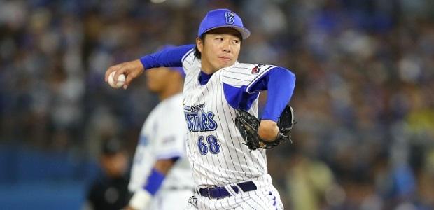 藤岡好明 横浜DeNAベイスターズ 投手
