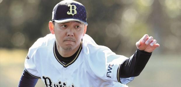 成瀬善久 オリックス・バファローズ 投手
