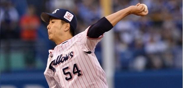 中澤雅人 東京ヤクルトスワローズ 投手