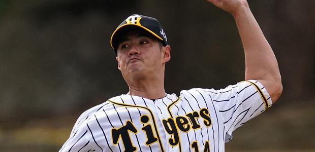 チェン・ウェイン 阪神タイガース 投手