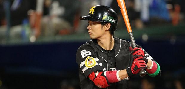 明石健志 福岡ソフトバンクホークス 内野手