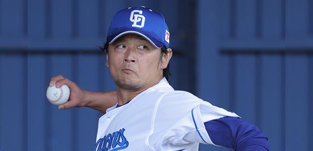 涌井秀章 千葉ロッテマリーンズ 投手