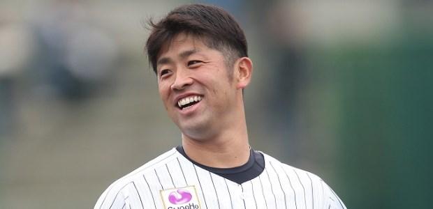 清田育宏 千葉ロッテマリーンズ 外野手
