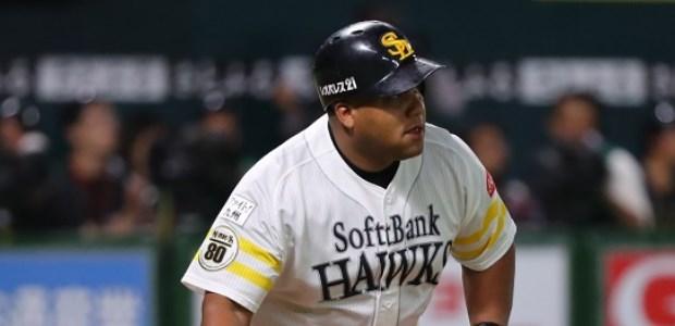 アルフレド・デスパイネ 福岡ソフトバンクホークス 外野手