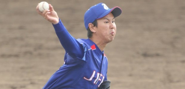 須田幸太  投手