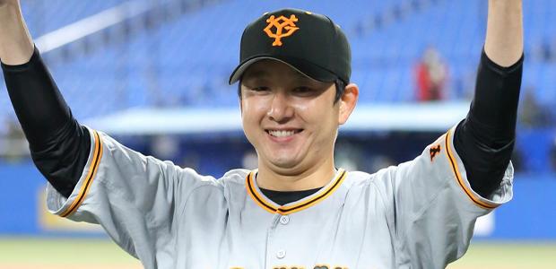 野上亮磨 読売ジャイアンツ 投手