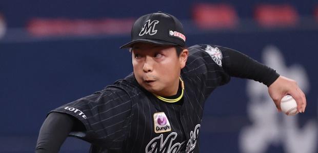 松永昂大 千葉ロッテマリーンズ 投手