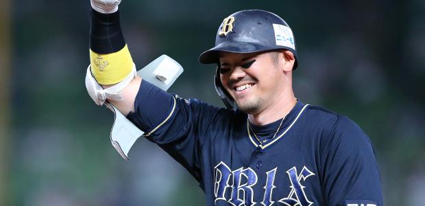T-岡田 オリックス・バファローズ 外野手