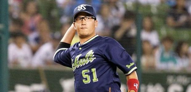 藤井亮太 東京ヤクルトスワローズ 内野手