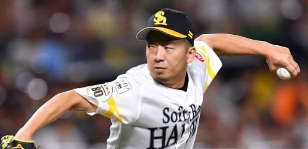嘉弥真新也 福岡ソフトバンクホークス 投手