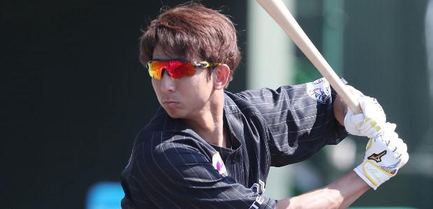福田秀平 福岡ソフトバンクホークス 外野手
