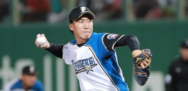 浦野博司 北海道日本ハムファイターズ 投手