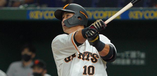 中田翔 北海道日本ハムファイターズ 内野手