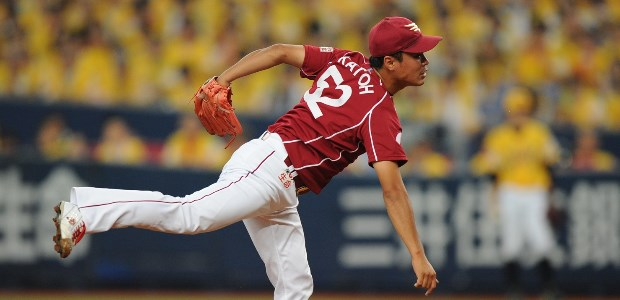 加藤正志  投手