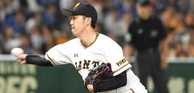 田原誠次 読売ジャイアンツ 投手