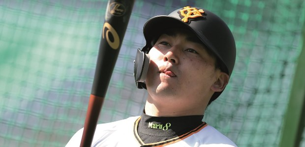 丸佳浩 読売ジャイアンツ 外野手