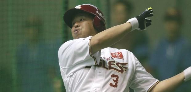 浅村栄斗 東北楽天ゴールデンイーグルス 内野手