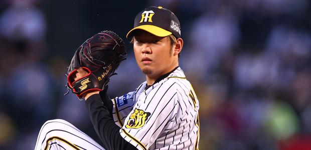 西勇輝 阪神タイガース 投手